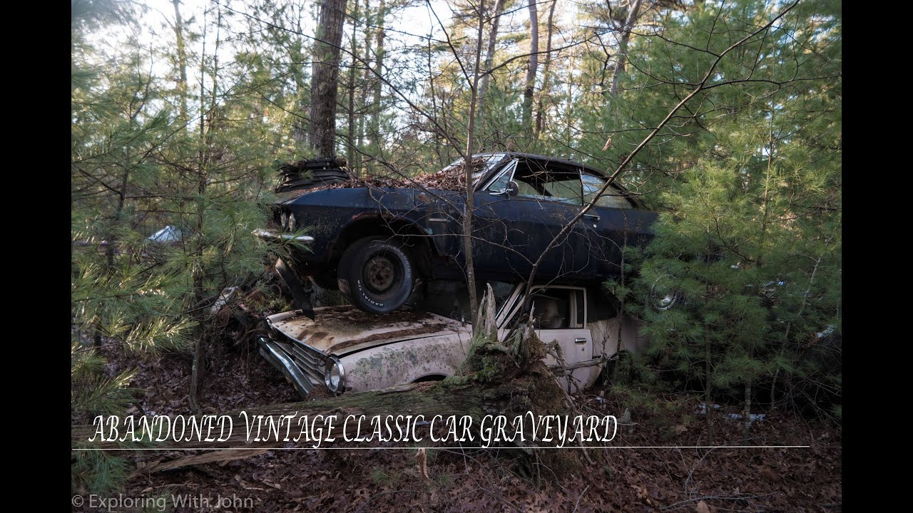 Amazing Pictures Of Abandoned Ghost Car Dealerships