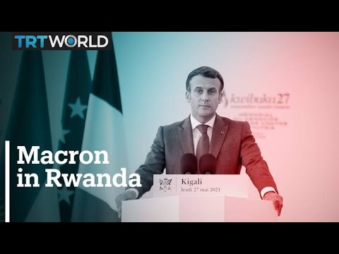 Download Macron acknowledges French role in Rwanda genocide