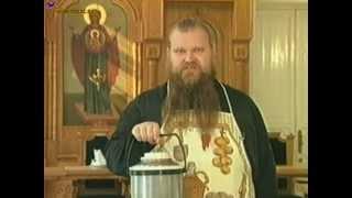 Кухня батюшки Гермогена - Гречневая каша с грибами