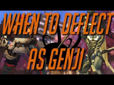 Advanced Deflect Guide | Genji