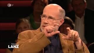 Harald Lesch, Klartext zum Klimawandel - Markus Lanz, 14. August 2018