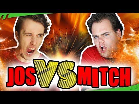 NEK AAN NEK RACE! - Jos VS Mitch (Seizoen 4) - #11