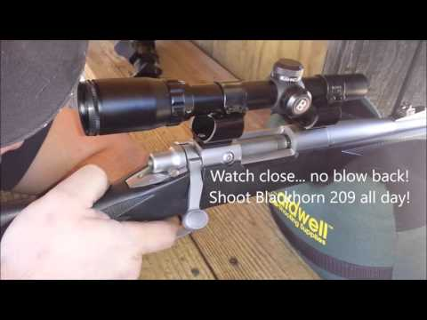 Remington 700 ML 209 Primer Hunter Conversion Kit, by Badger
