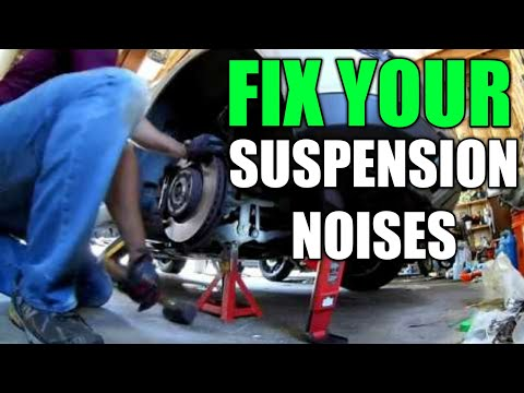Fixing Mercedes Suspension Noises | Stabilizer Linkages