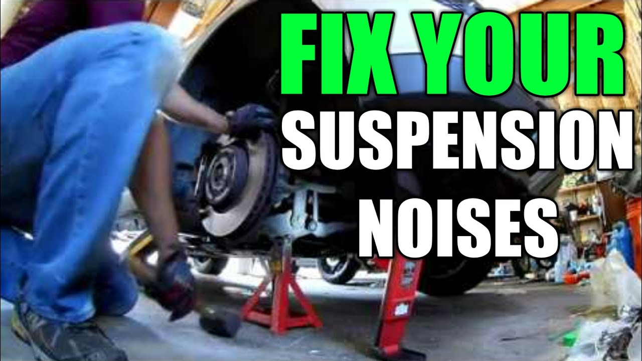 Fixing Mercedes Suspension Noises   Stabilizer Linkages