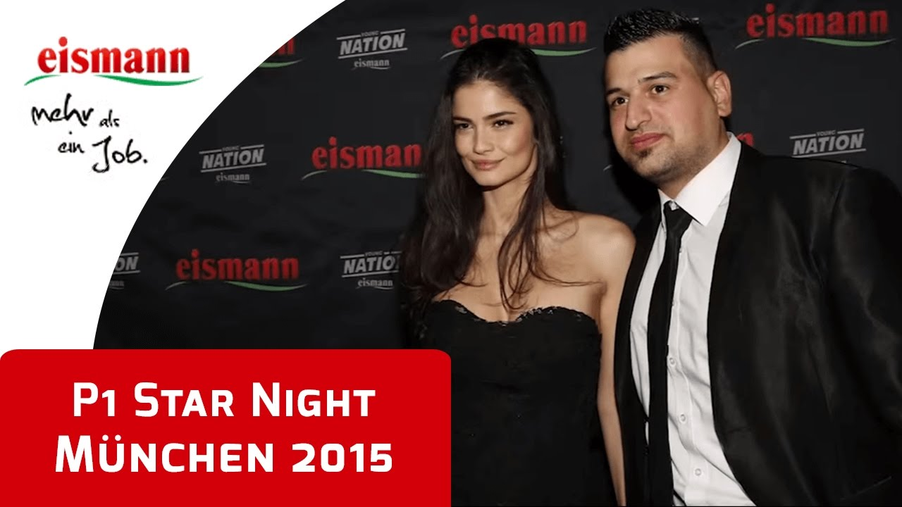 p1 star night in m nchen ein unvergessliches event mit eismann youtube. Black Bedroom Furniture Sets. Home Design Ideas
