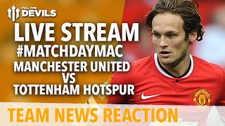 Video Gol Pertandingan Manchester United vs Tottenham Hotspur