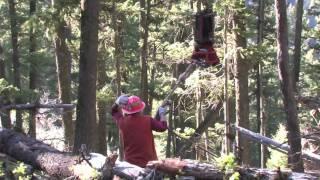 best heli logging video on the internet part 3 original uncut version