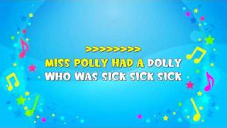 Miss Polly Had A Dolly Sing-A-Long
