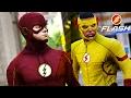 The Flash VS Kid Flash Race ! Flash VS Wally ! (Ultimate Flash)