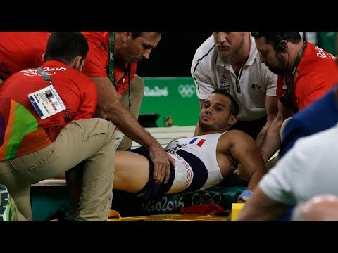 5 World Gymnasts Who Suffered the Worst Injuries