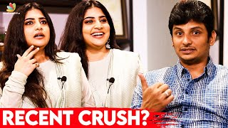Jiiva Calls Me Tomboy : Manjima Mohan Interview | Kalathil Sandhippom Movie | Yuvan Shankar Raja