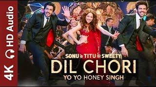 DIL CHORI | Nushrat Bharucha | Kartik Tiwari | Sunny Nijjar | 4K Video | 🎧 HD Audio