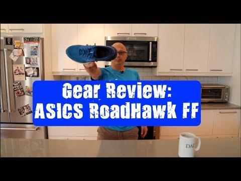 ASICS RoadHawk FF Review