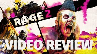 Rage 2 Review - Good Times With Glowy Gear (Video Game Video Review)