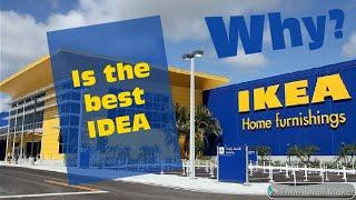 Ikea |ikea Store Abudhabitour|best Furniture Retail|world's Largest Furniture Retailer | Why Ikea