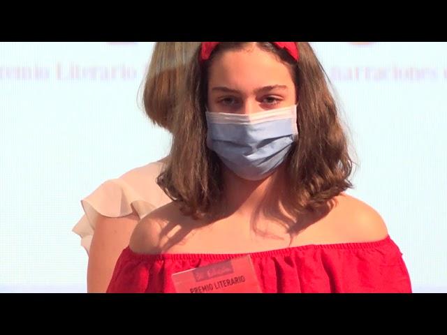 Acto de entrega de los premios de la XXXVI edición del Premio Felipe Trigo Infantil y Juvenil.