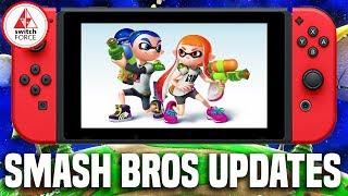 Super Smash Bros Switch UPDATES! Sakurai, 'Original Game', Emily Rogers