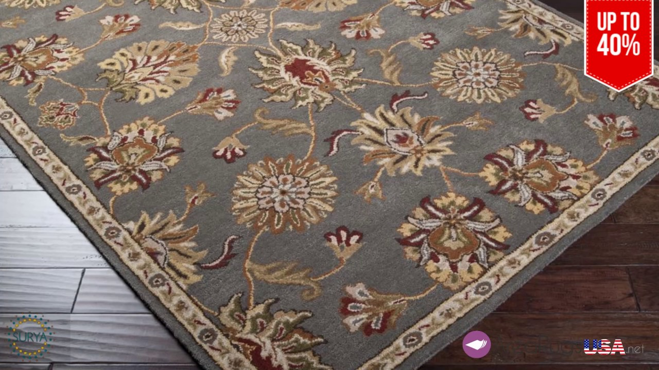 Top 30 fashion area rug trends in 2017 youtube - Area rug trends 2018 ...