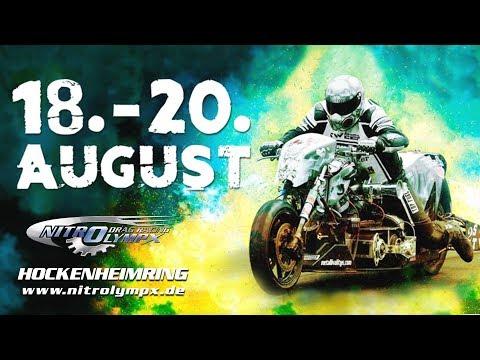 2017 FIM NitrOlympX at Hockenheimring - Full Bike Classes TV Show