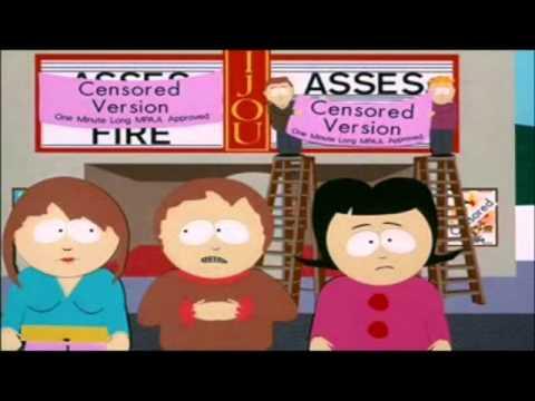 South Park La Pelicula - Mal Canadá