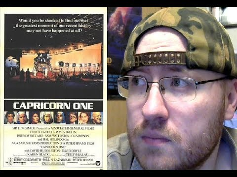 Capricorn One (1978) Movie Review