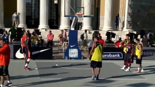 Sport Arena Streetball 2012 - Romania invinge SUA la Campionatul Mondial de baschet 3x3 din Grecia