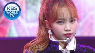 IZ*ONE (아이즈원) - Secret Story of the Swan (환상동화) [Music Bank / 2020.07.03]