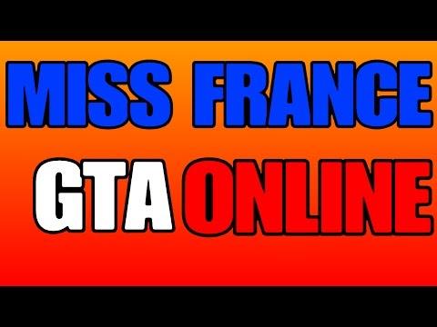 MISS FRANCE GTA ONLINE