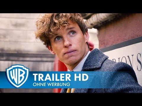 PHANTASTISCHE TIERWESEN: GRINDELWALDS VERBRECHEN - Comic Con Trailer Deutsch HD German (2018)