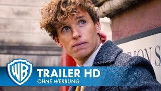 PHANTASTISCHE TIERWESEN: GRINDELWALDS VERBRECHEN - Comic Con Trailer Deutsch HD German (2018)