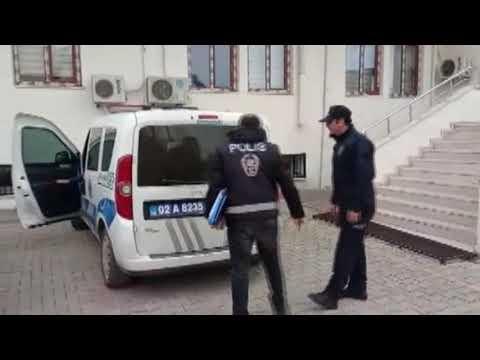 Adıyaman'da hırsızlık zanlısı 3'ü kadın 4 şahıs yakalandı