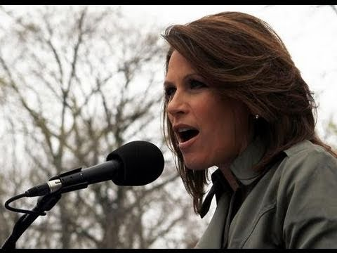 Bachmann: God - Be Submissive To Husband