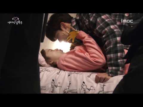 [BTS]  Weightlifting Fairy Kim Bok Joo Ep.14 Making Film | Nam Joo Hyuk & Lee Sung Kyung