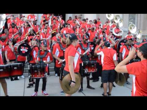 2016 Blazin' Brigade - Valdosta State University Marching Band