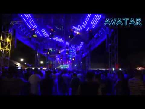 Avatar Discomovil en Metalio (intense light)