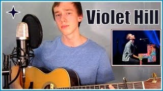 Violet Hill - Coldplay | Acoustic Cover