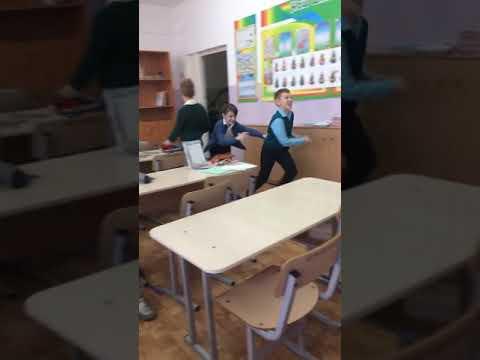 Школьный смех