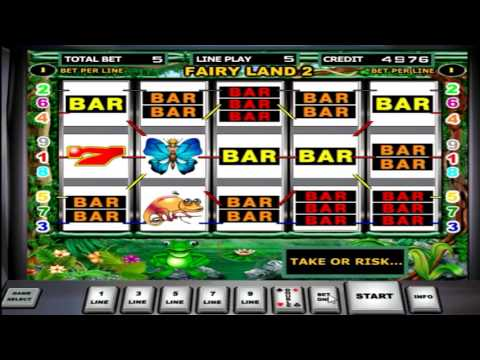 Fairy Land 2 Обзор игрового автомата Лягушки 2 (fairy Land 2)  - характеристики и правила
