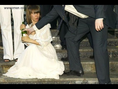 Свадебные приколы, приколы с невестами