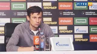 Семак прокомментировал акцию футбольных болельщиков в Петербурге