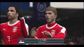 SVI GOLOVI Srbija - Ukrajina 2-2   Srbija vs Ukrajina svi golovi i šanse