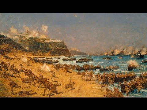 Gallipolli Documentary of ANZACS. Birth of the Anzacs at Gallipoli.