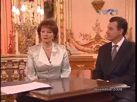 Primul interviu al Familiei Regale la Castelul Peleș