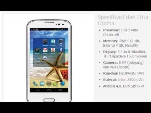 Harga HP: ADVAN S5