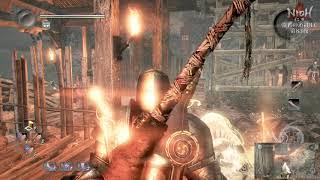 PS4版 仁王 を強者の道で『まれびと』と共に攻略します。 DLCエリアは初...