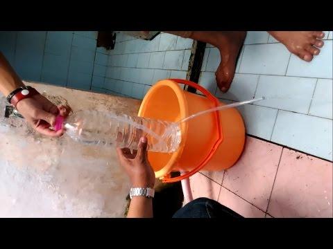 Alat Peraga Tandon Air Menggunakan Hukum Boyle - Farizul UDINUS