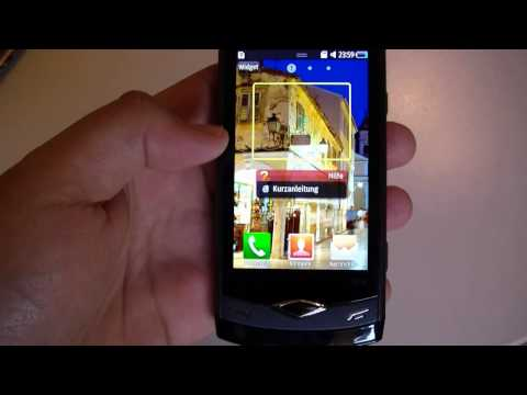 Samsung Wave S8500 Unboxing & Hands On - English