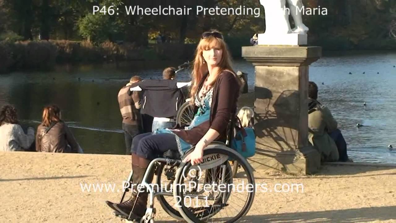 Fucking A Girl In Wheelchair - Nu Porn-1474