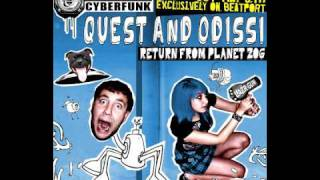 Quest Feat Odissi - Break Me - Botchit and Cyberfunk